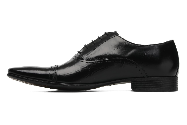 Zapatos con cordones Redskins Gosseti Negro vista de frente