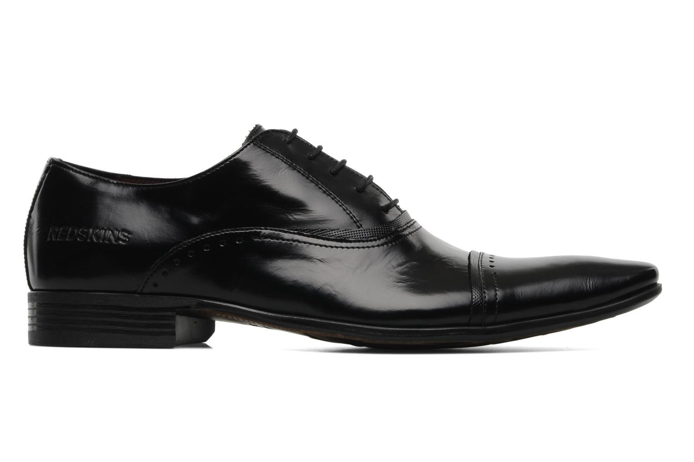 Zapatos con cordones Redskins Gosseti Negro vistra trasera