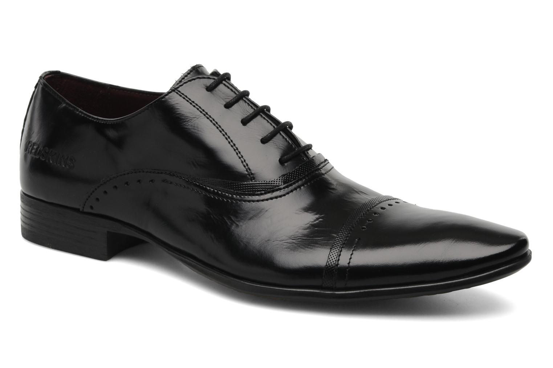 Zapatos con cordones Redskins Gosseti Negro vista de detalle / par
