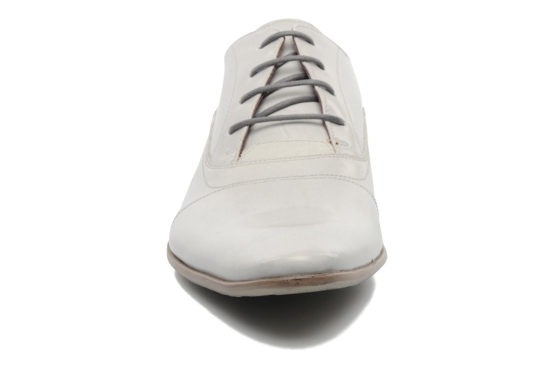 Zapatos con cordones Redskins Tunis Blanco vista del modelo