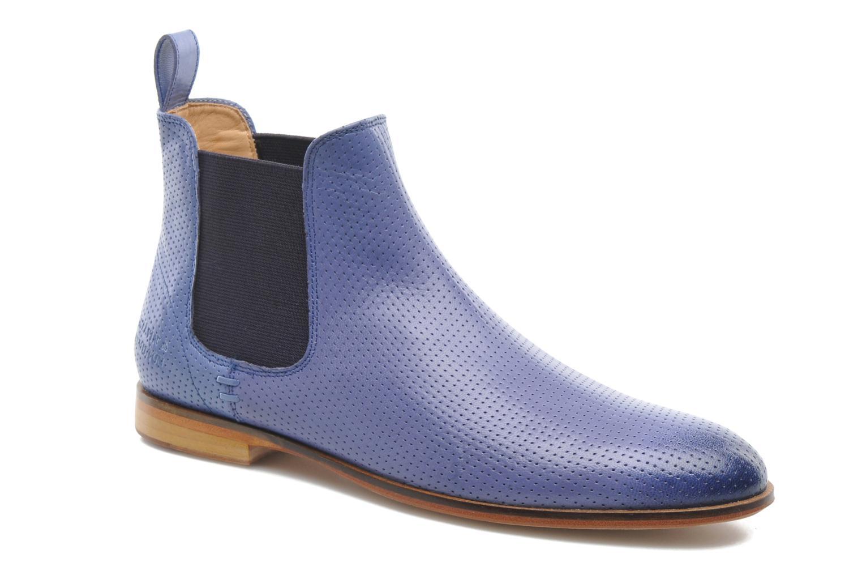 Boots en enkellaarsjes Melvin & Hamilton Susan 10 Paars detail
