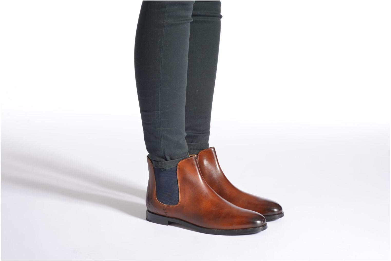 Stiefeletten & Boots Melvin & Hamilton Susan 10 grau ansicht von unten / tasche getragen