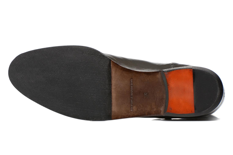 Bottines et boots Melvin & Hamilton Susan 10 Gris vue haut
