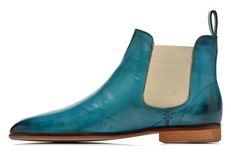 Bottines et boots Melvin & Hamilton Susan 10 Bleu vue face