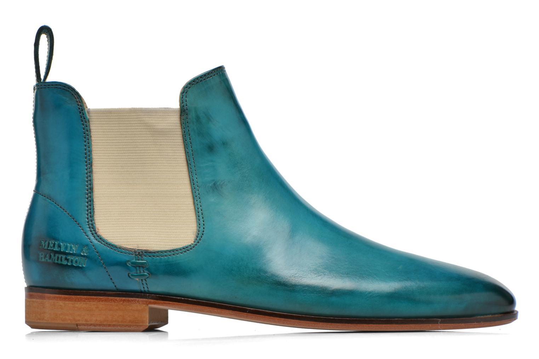 Ankle boots Melvin & Hamilton Susan 10 Blue back view