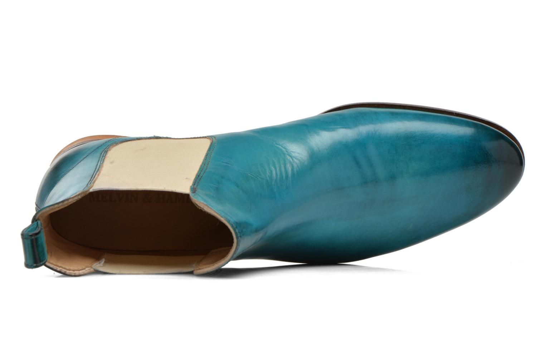 Bottines et boots Melvin & Hamilton Susan 10 Bleu vue gauche