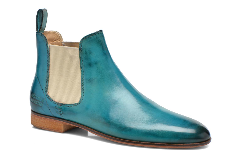 Ankelstøvler Melvin & Hamilton Susan 10 Blå detaljeret billede af skoene
