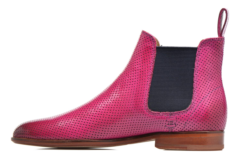 Bottines et boots Melvin & Hamilton Susan 10 Rose vue face