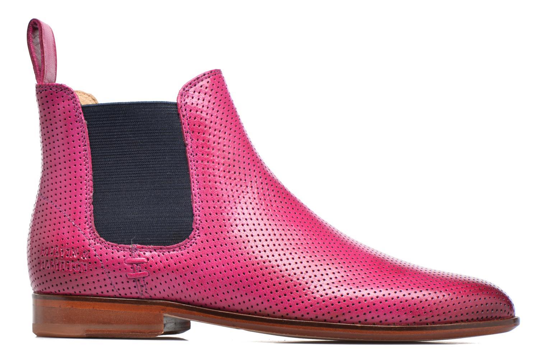 Bottines et boots Melvin & Hamilton Susan 10 Rose vue derrière
