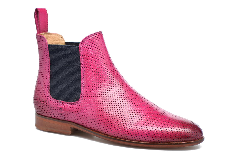 Bottines et boots Melvin & Hamilton Susan 10 Rose vue détail/paire