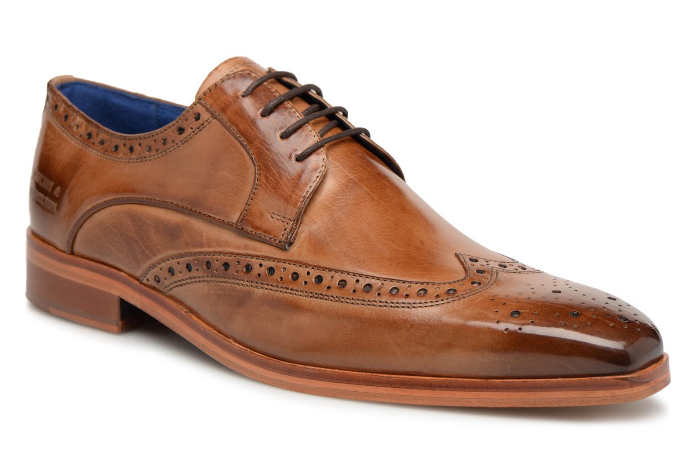 Melvin & Hamilton Lewis 3 (Marron) - Chaussures à lacets chez Sarenza (321643)