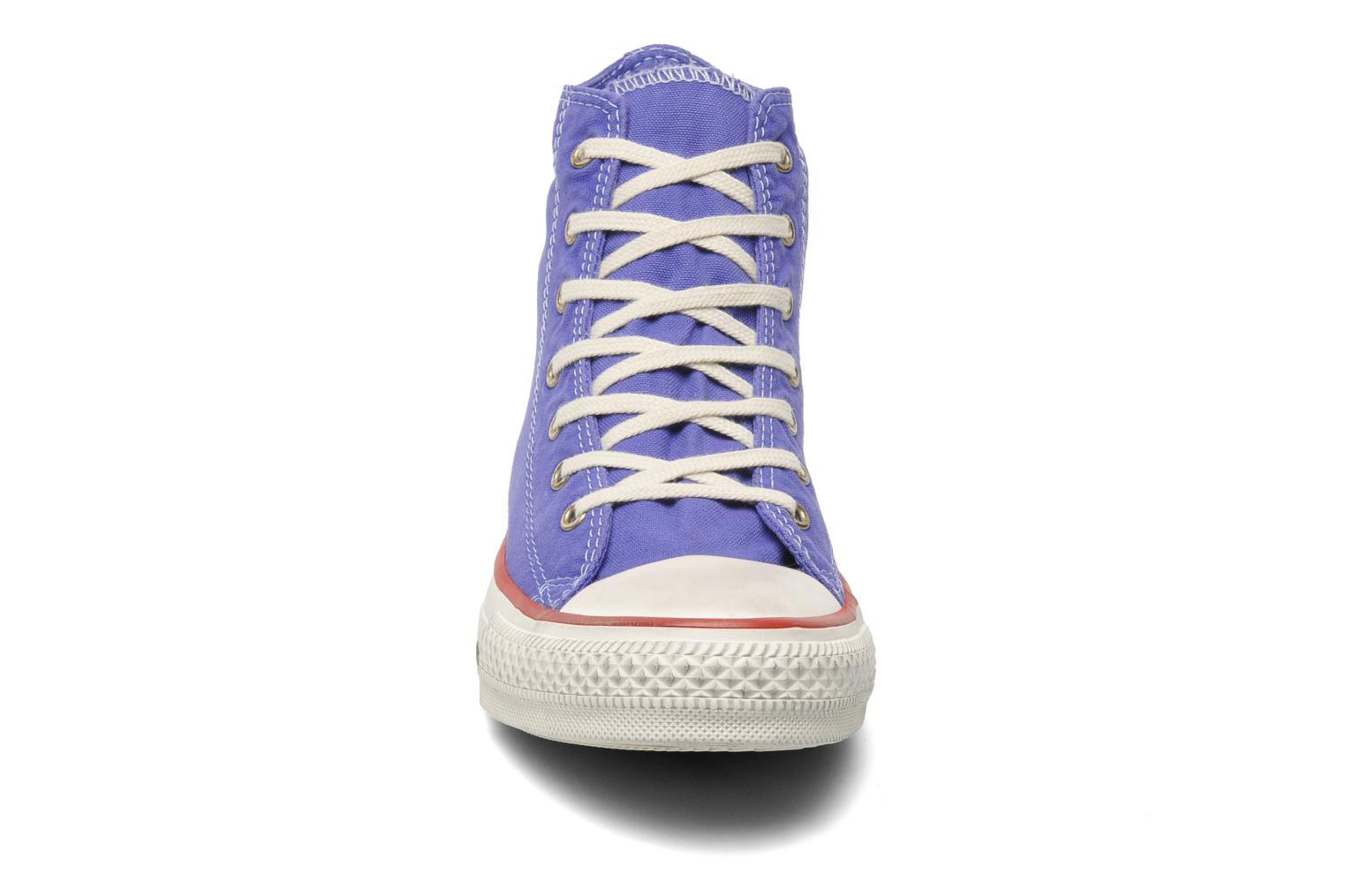 Sneakers Converse Chuck Taylor All Star Well Worn Hi W Paars model