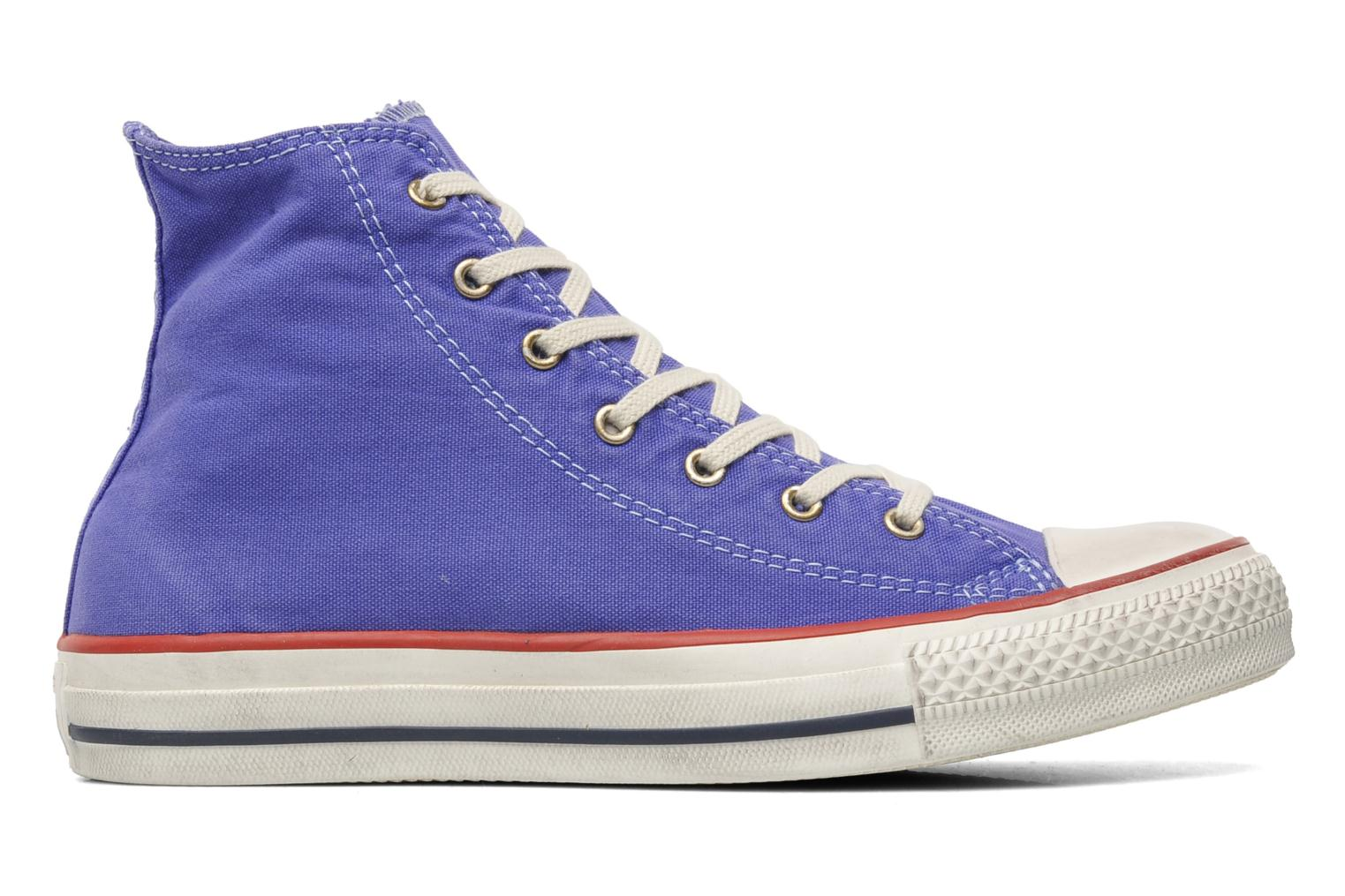 Sneakers Converse Chuck Taylor All Star Well Worn Hi W Paars achterkant