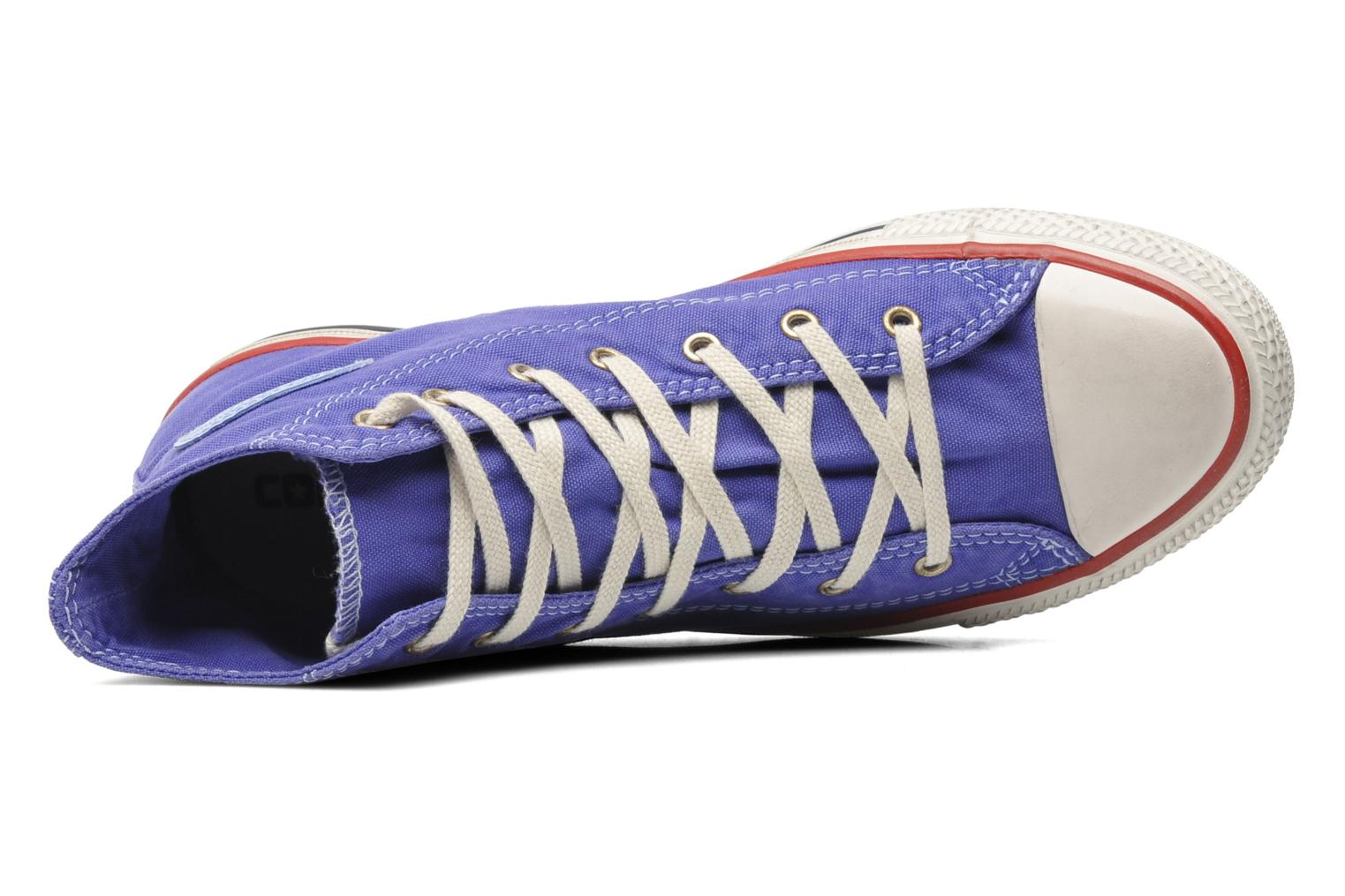 Sneakers Converse Chuck Taylor All Star Well Worn Hi W Paars links