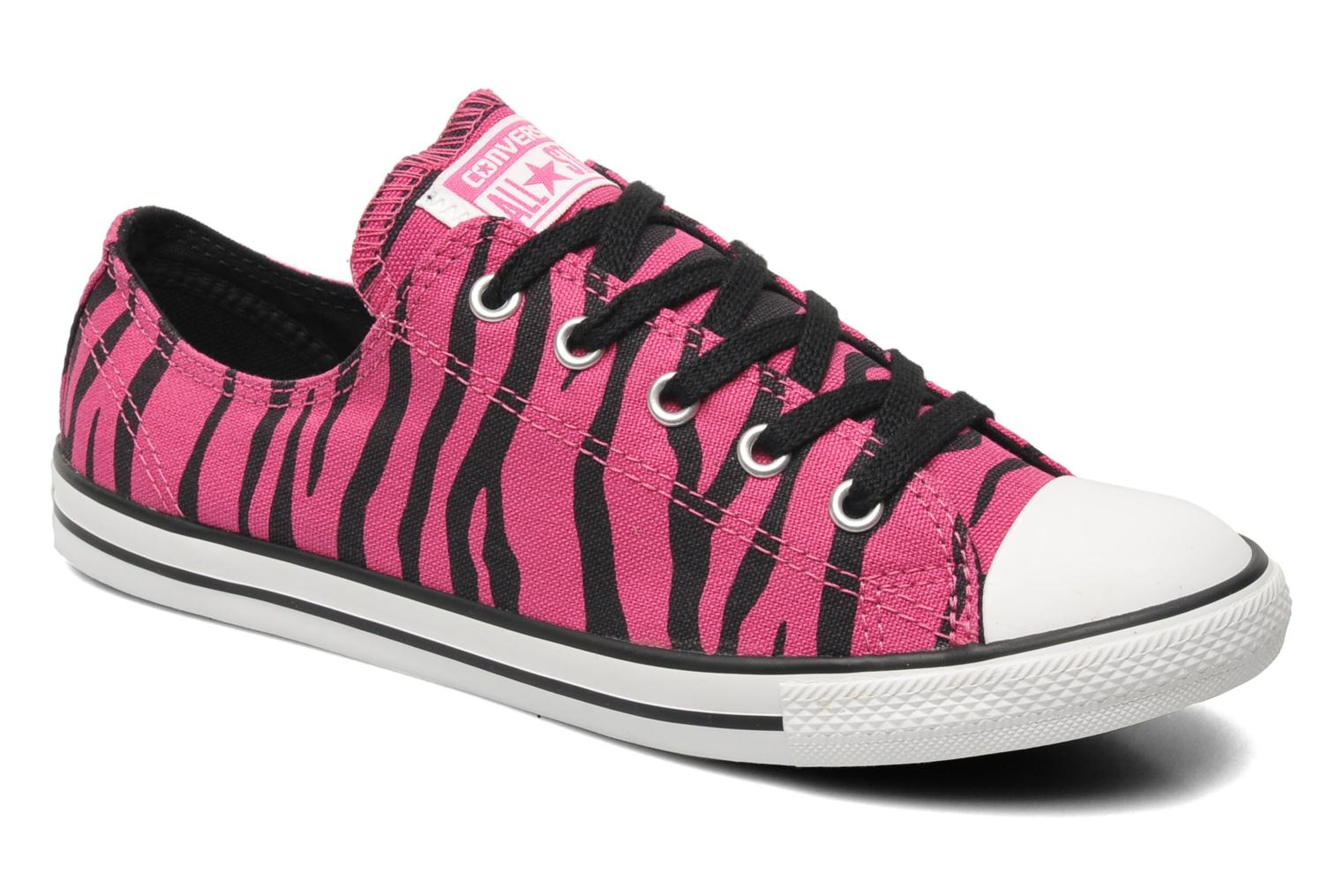 All Star Dainty Zebra Ox W Fuchsia/Noir