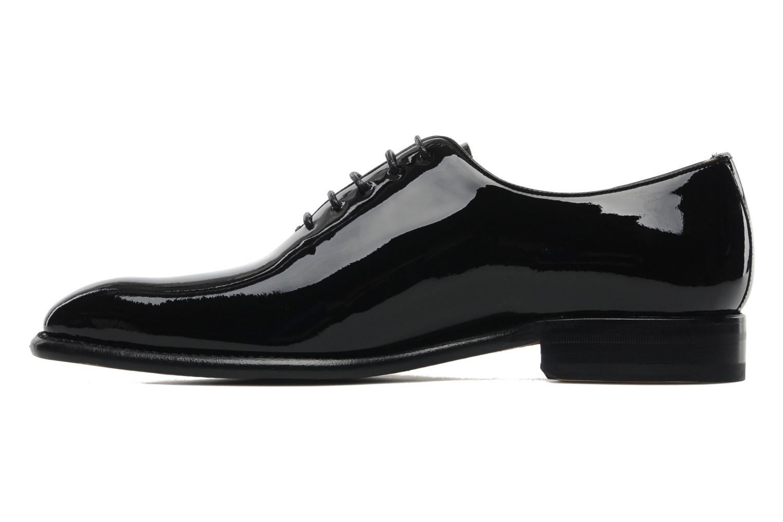 Zapatos con cordones Marvin&Co Luxe Wade Negro vista de frente