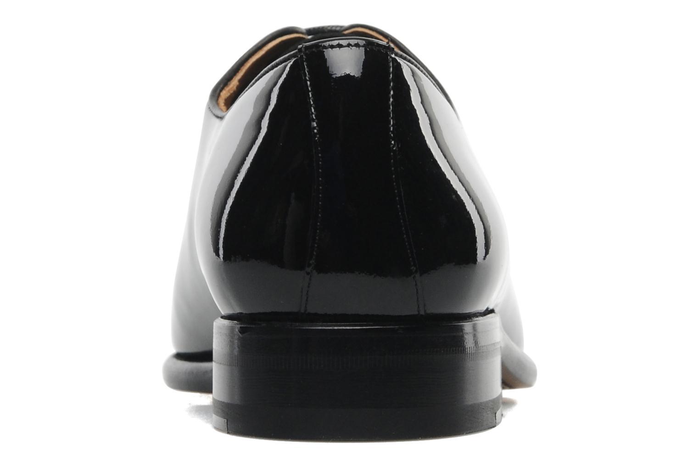 Chaussures à lacets Marvin&Co Luxe Wade - Cousu Goodyear Noir vue droite