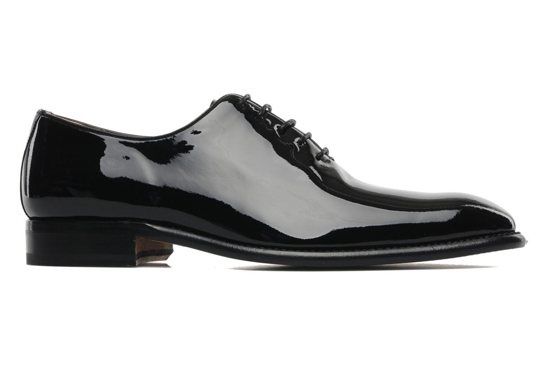 Snörade skor Marvin&Co Luxe Wade Svart bild från baksidan