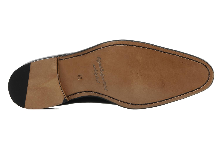 Zapatos con cordones Marvin&Co Luxe Wade Negro vista de arriba