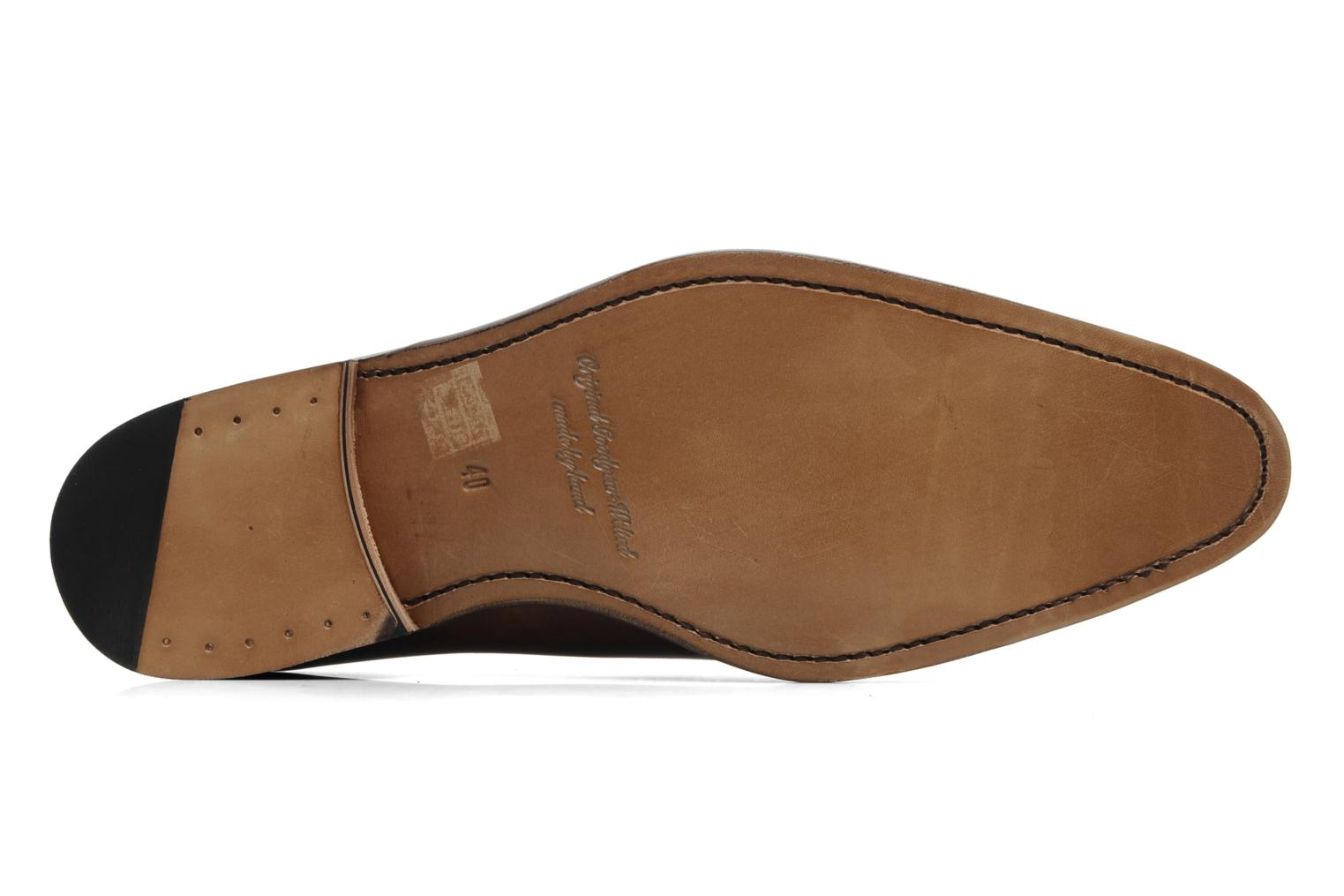 Lace-up shoes Marvin&Co Luxe Walburg - Cousu Goodyear Brown view from above