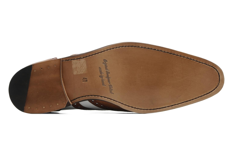 Chaussures à lacets Marvin&Co Luxe Waldemar - Cousu Goodyear Marron vue haut