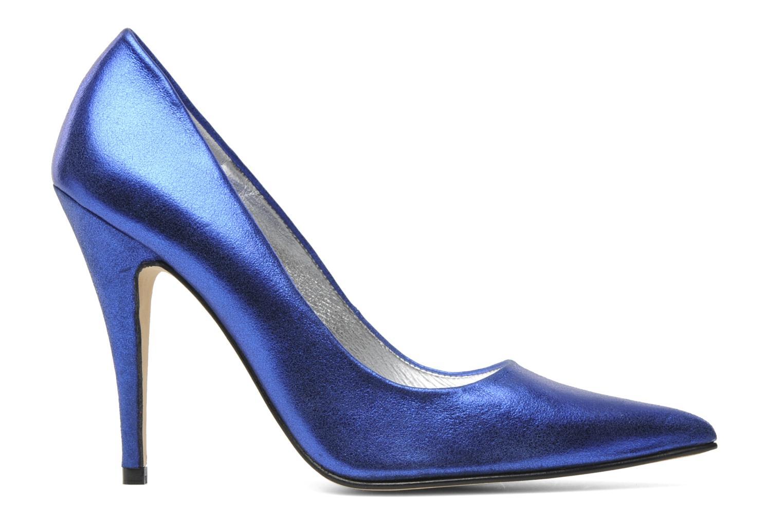 Zapatos de tacón Terry de Havilland Angelina Azul vistra trasera