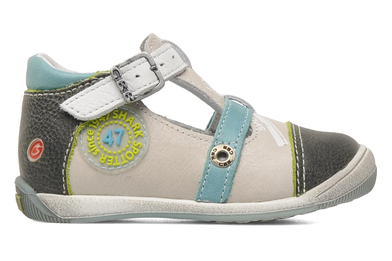 Sandaler GBB GEO Grå bild från baksidan