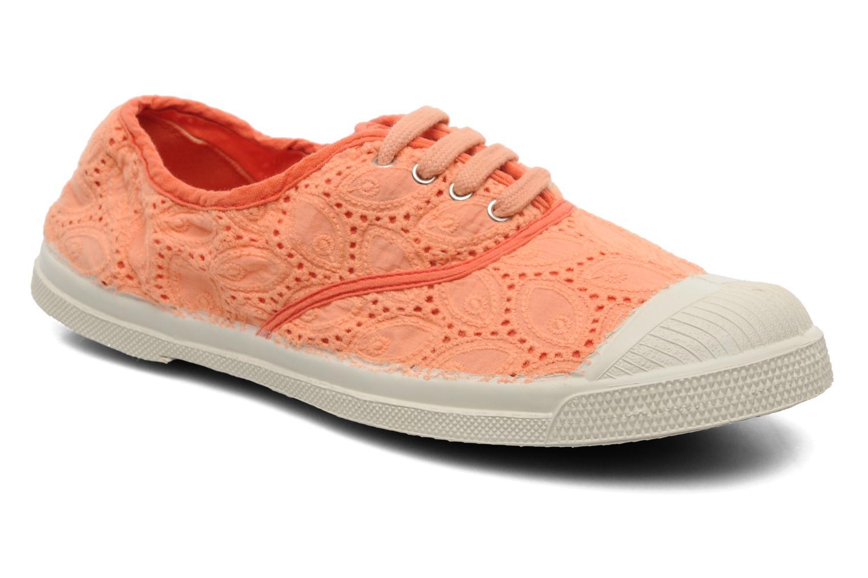 Bensimon - Damen - Tennis Broderie Anglaise - Sneaker - orange Ndxd5La