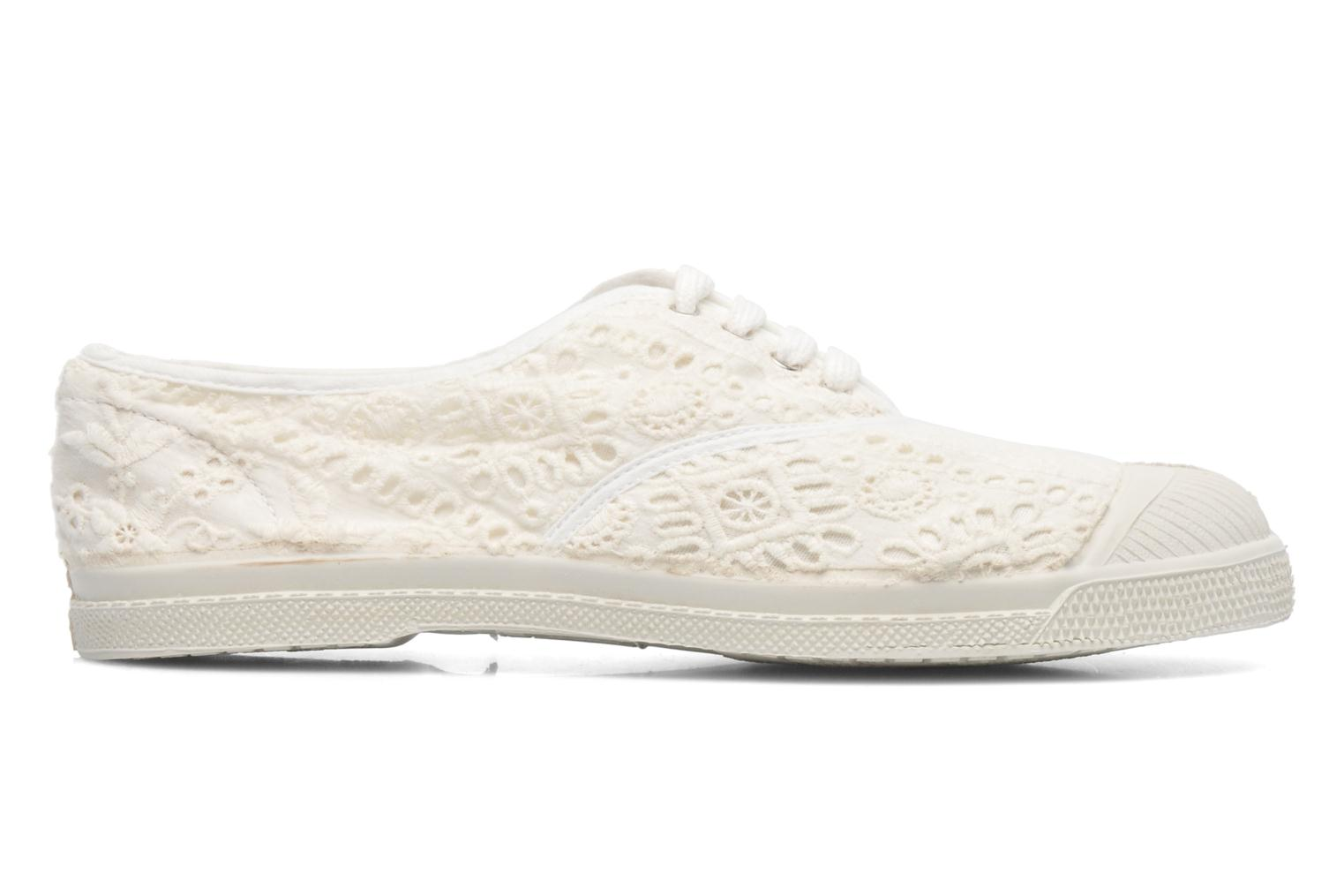 Tennis Broderie Anglaise Blanc