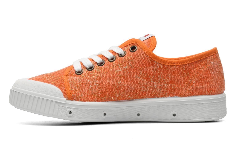 Sneaker Spring Court G2 Goldust W orange ansicht von vorne