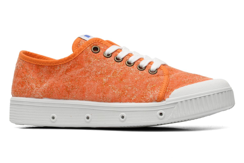 Sneaker Spring Court G2 Goldust W orange ansicht von hinten