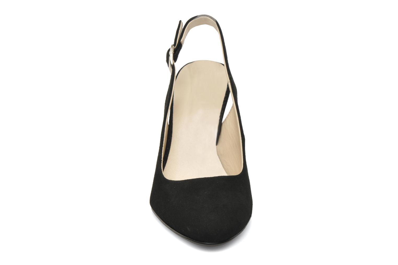 Zapatos de tacón Georgia Rose Valabe Negro vista del modelo