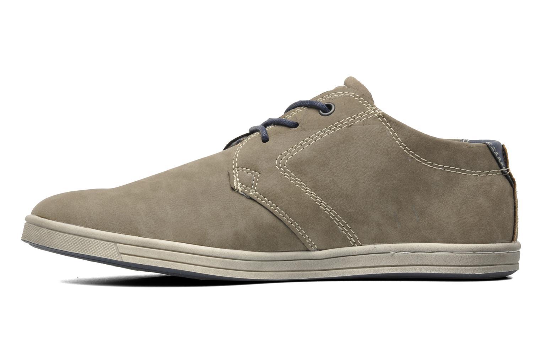 Chaussures à lacets I Love Shoes Sumanges Gris vue face