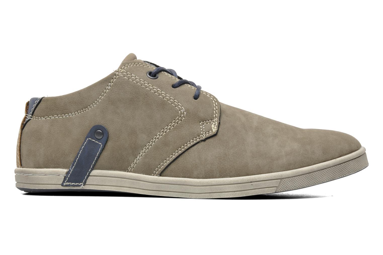Chaussures à lacets I Love Shoes Sumanges Gris vue derrière