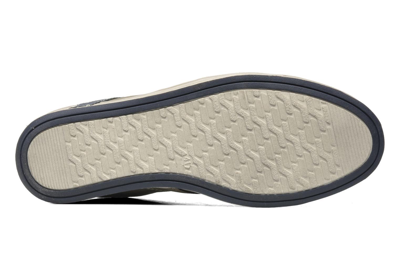 Chaussures à lacets I Love Shoes Sumanges Gris vue haut