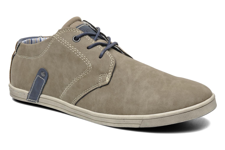 Chaussures à lacets I Love Shoes Sumanges Gris vue détail/paire