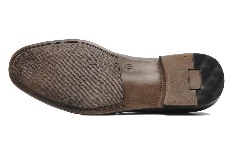 Schnürschuhe I Love Shoes Suréponds grau ansicht von oben