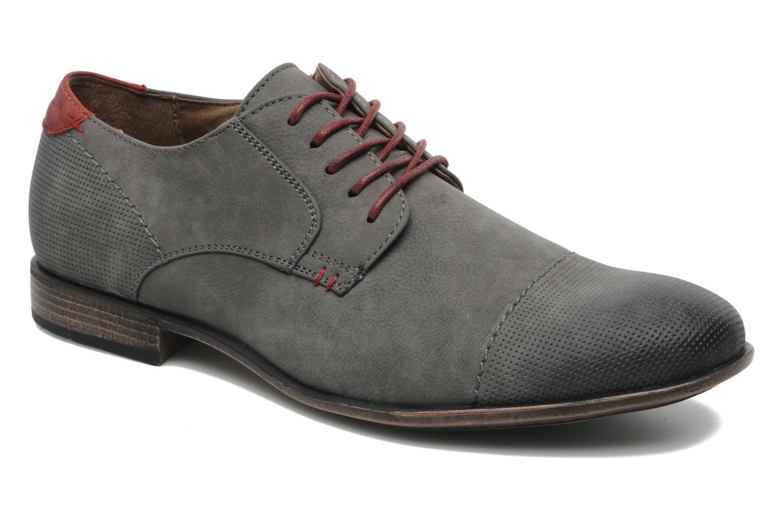 Schnürschuhe I Love Shoes Suréponds grau detaillierte ansicht/modell