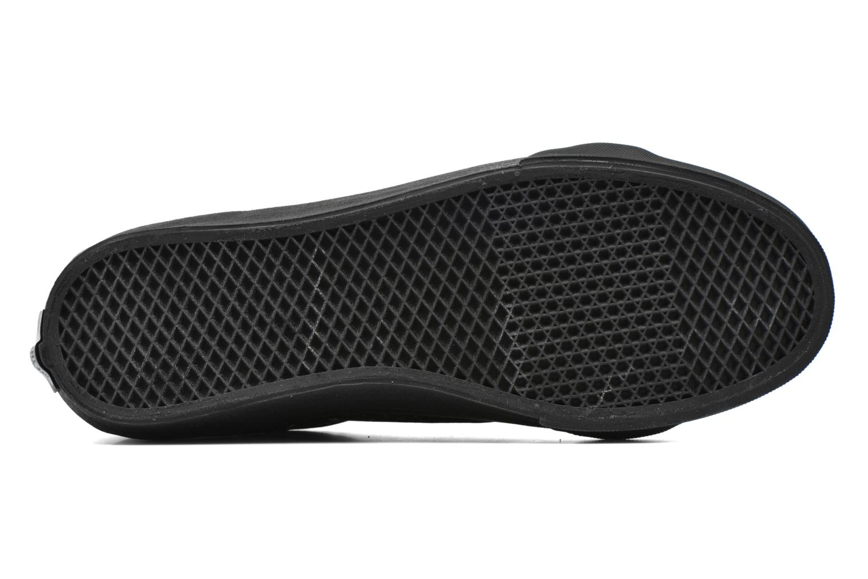 Sneakers Vans Sk8-Hi Slim W Zwart boven