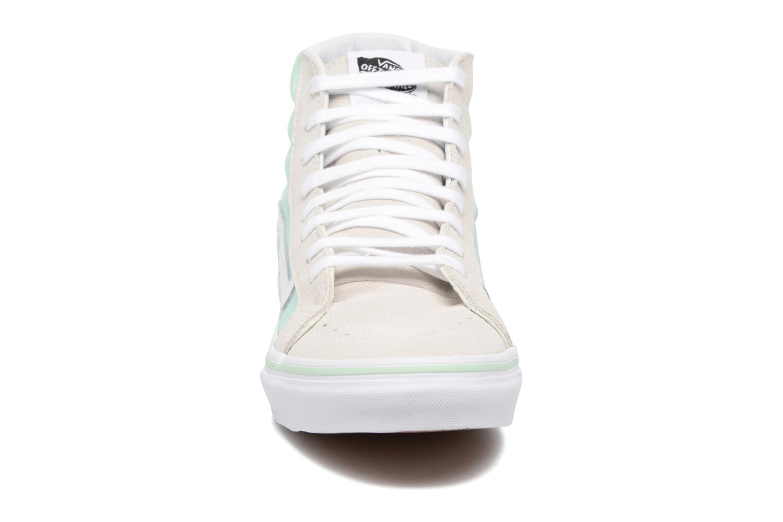 Sk8-Hi Slim W Bay/True White