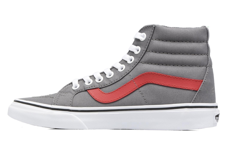Sneaker Vans Sk8-Hi Reissue W grau ansicht von vorne
