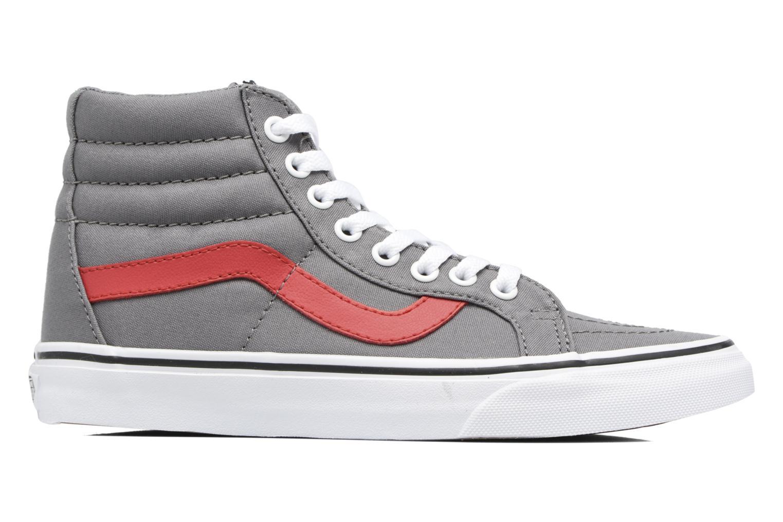 Sneaker Vans Sk8-Hi Reissue W grau ansicht von hinten