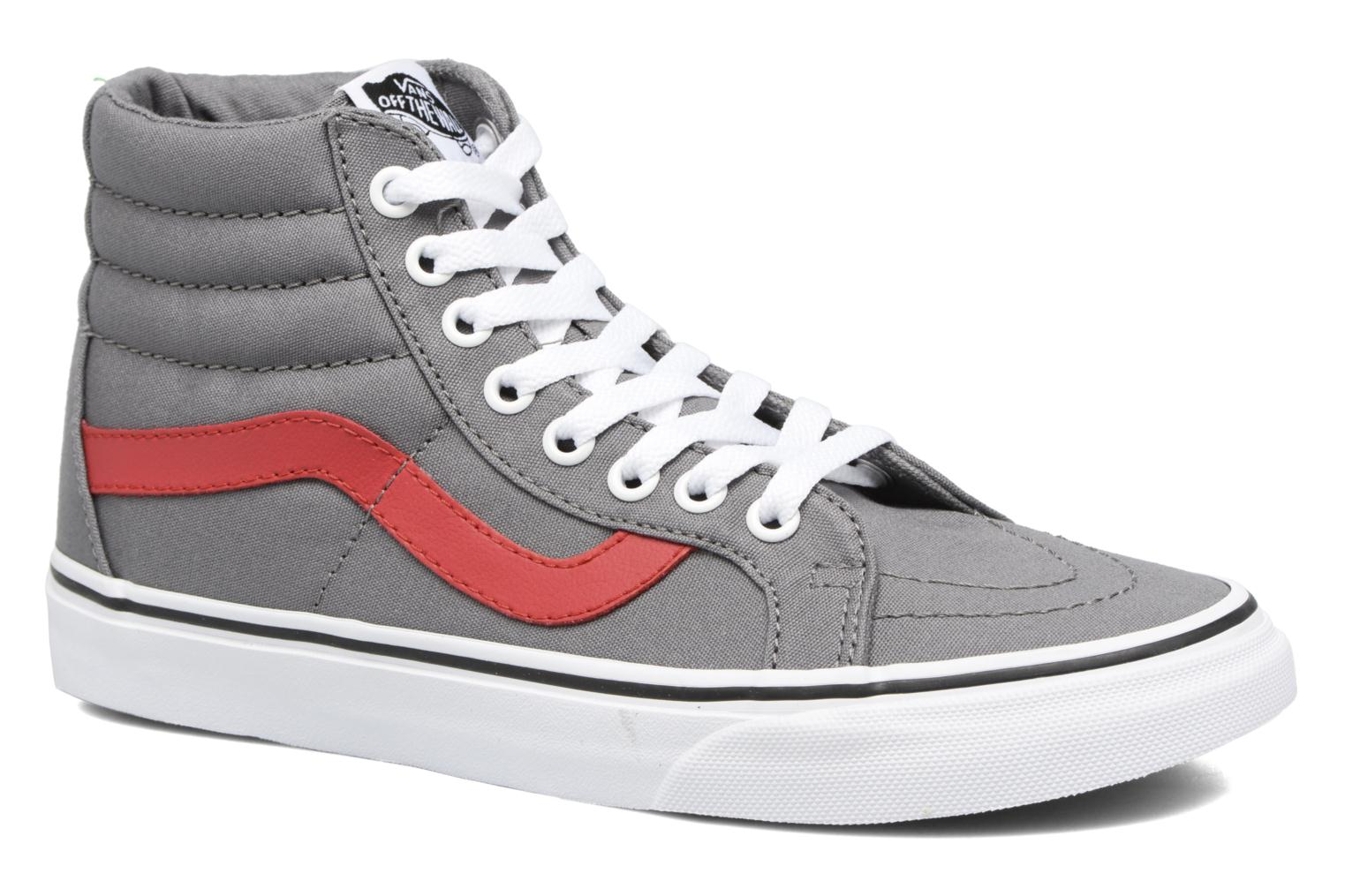 Sk8-Hi Reissue W (Canvas) Tornado/Racing Red