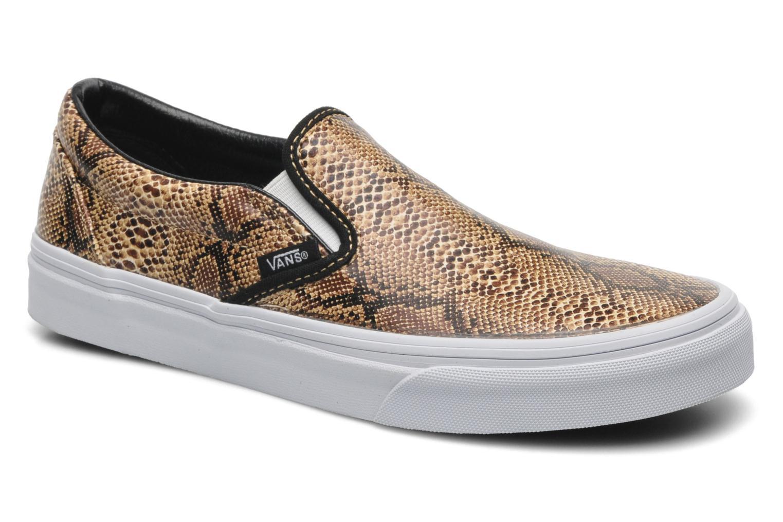 Grandes descuentos últimos zapatos Vans Classic Slip-On W (Oro y bronce) - Deportivas en Más cómodo
