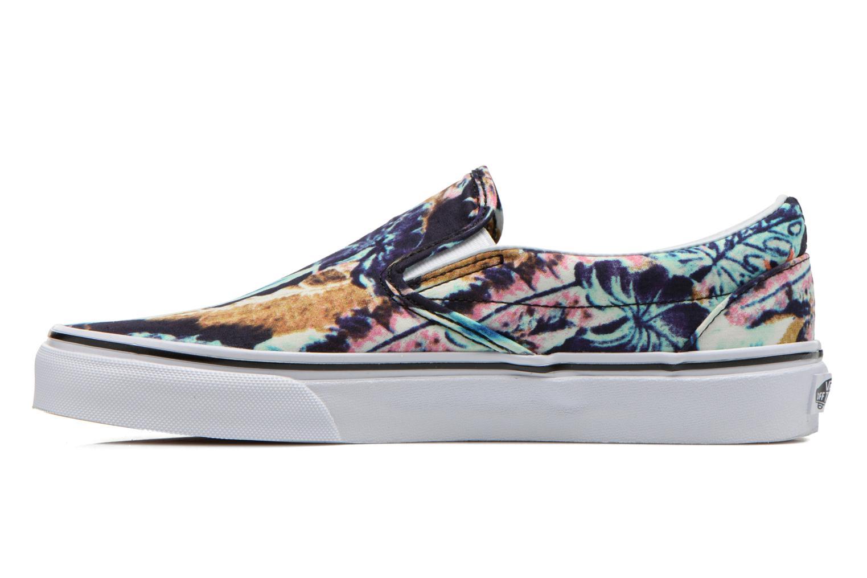 Sneaker Vans Classic Slip-On W mehrfarbig ansicht von vorne