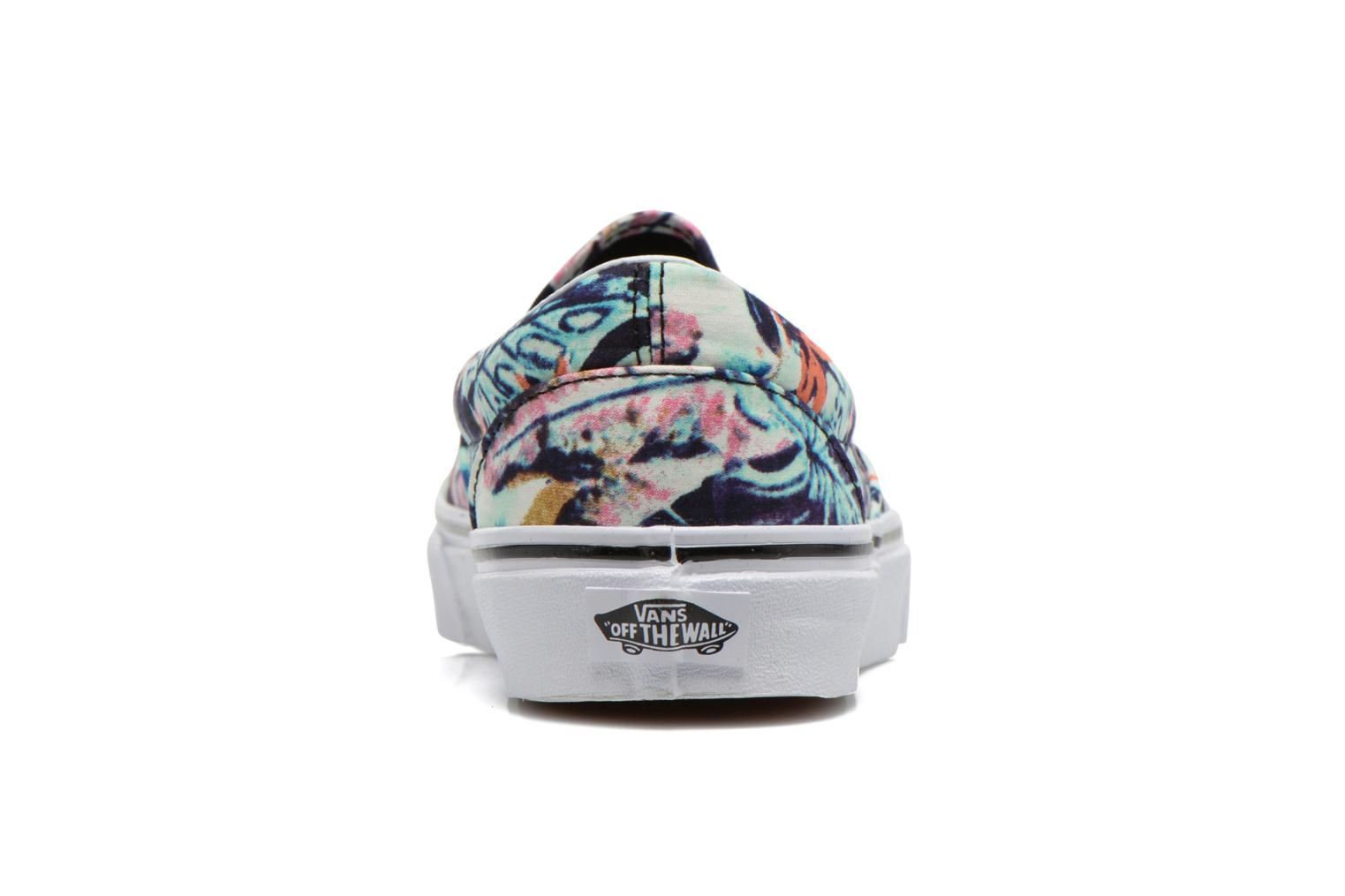 Baskets Vans Classic Slip-On W Multicolore vue droite