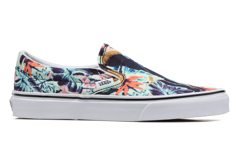 Sneaker Vans Classic Slip-On W mehrfarbig ansicht von hinten