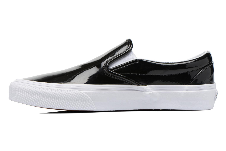 Sneakers Vans Classic Slip-On W Sort se forfra