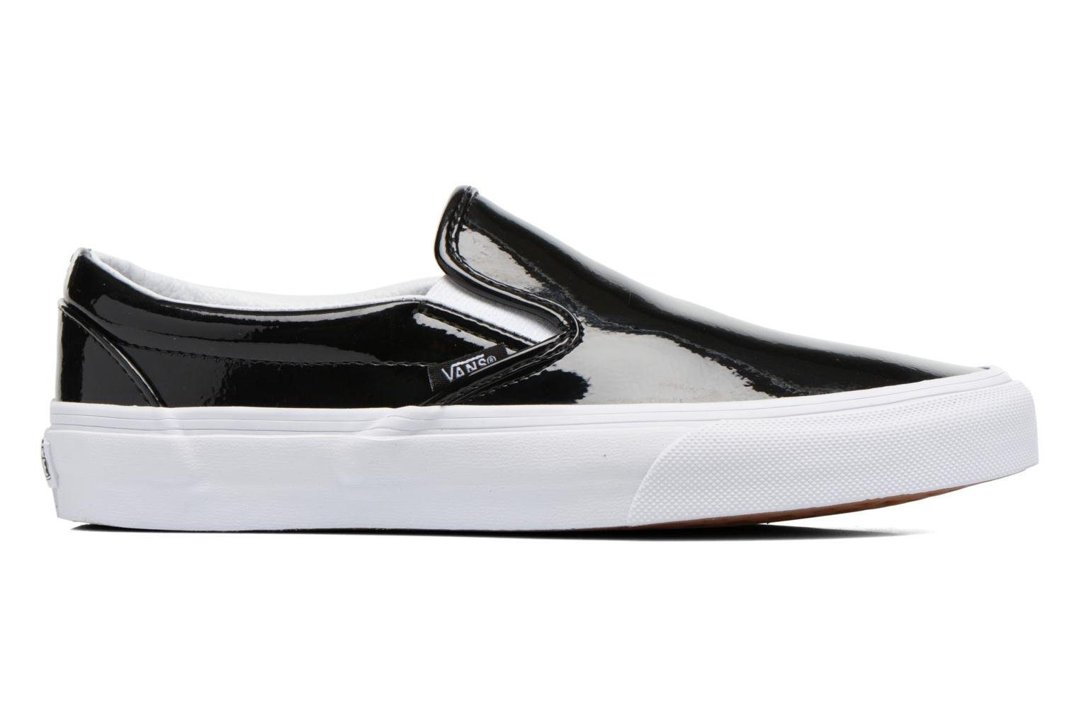 Trainers Vans Classic Slip-On W Black back view