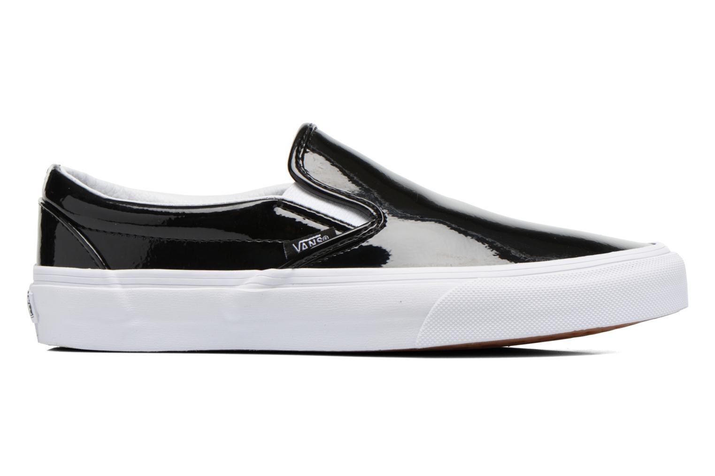 Sneakers Vans Classic Slip-On W Svart bild från baksidan